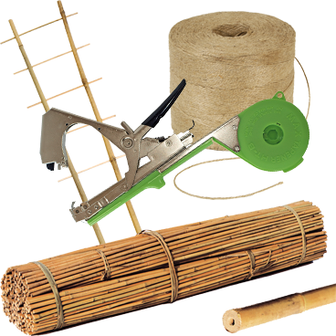 Stakes / Tying and Binding Materials