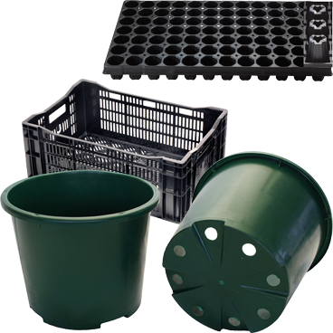 Pots / Propagation trays and Accessories