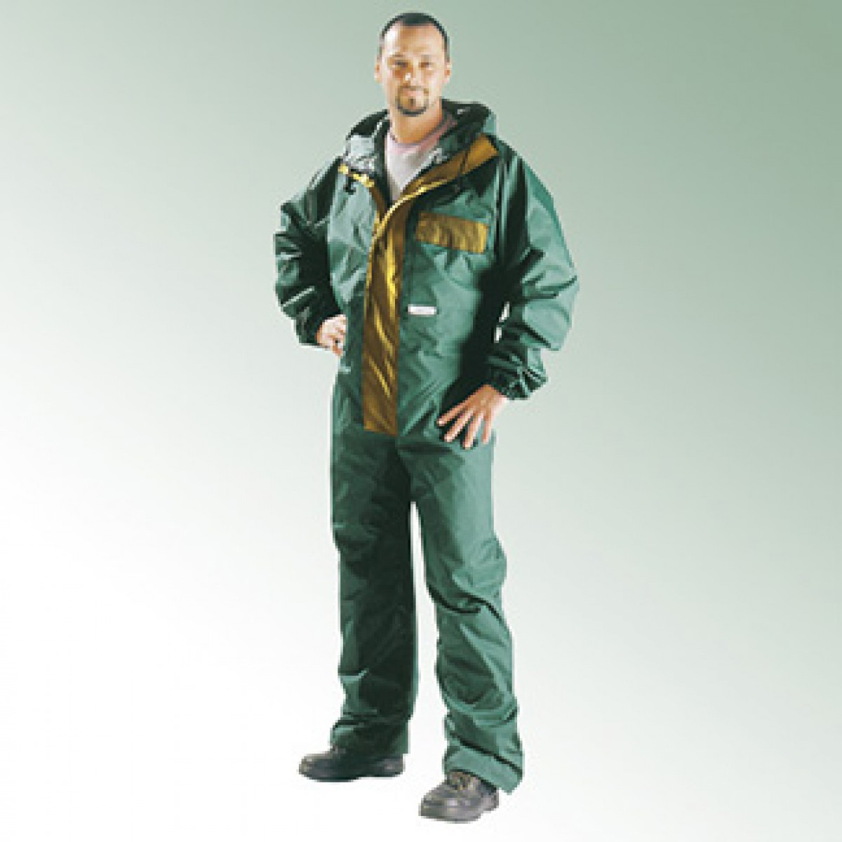 Herbicide Protective Overall Farmer Size Xl Middle
