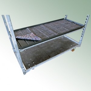 Bench Irrigation Tray - Hortitray for Danish Trolley
