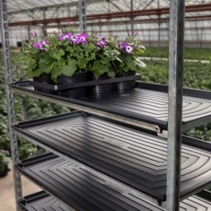 Bench Irrigation Tray for Danish Trolley