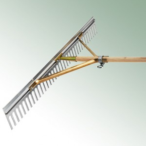planum rake 75 cm without handle