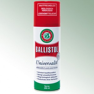 Ballistol Spray 200 ml Post 1/10 L