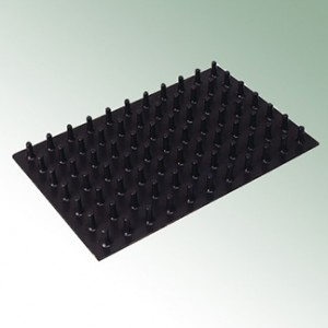 Push-out-plate