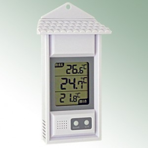 Digital Minimum/Maximum Thermometer